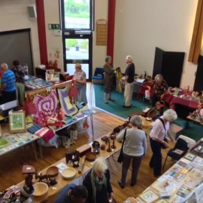 Craft Fair Weybay