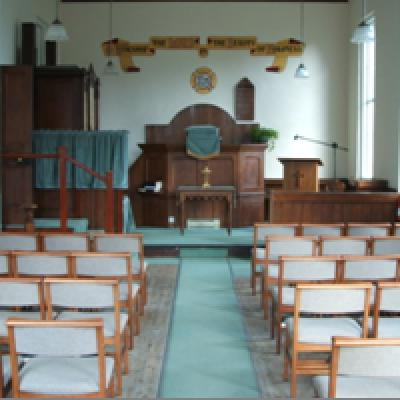 Portesham interior